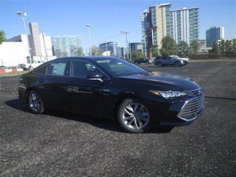 2021 Toyota Avalon Hybrid for sale at BEAMAN TOYOTA GMC BUICK in Nashville TN