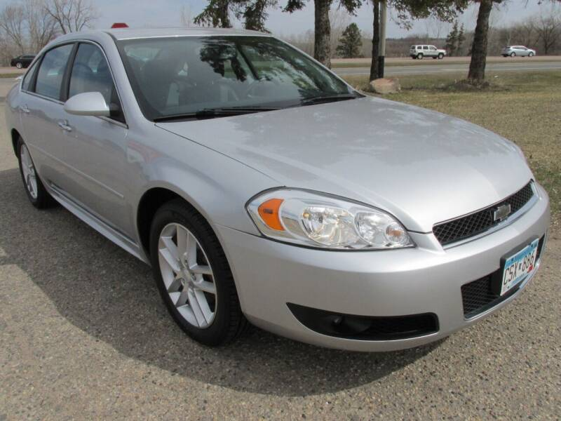 2012 Chevrolet Impala for sale at Buy-Rite Auto Sales in Shakopee MN