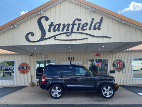 2012 Jeep Liberty for sale at Stanfield Auto Sales in Greenfield IN