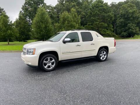2012 Chevrolet Avalanche for sale at GTO United Auto Sales LLC in Lawrenceville GA