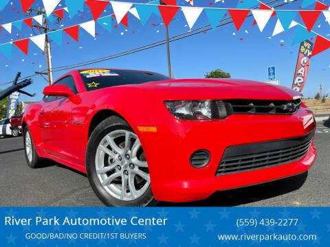 2015 Chevrolet Camaro for sale at River Park Automotive Center in Fresno CA