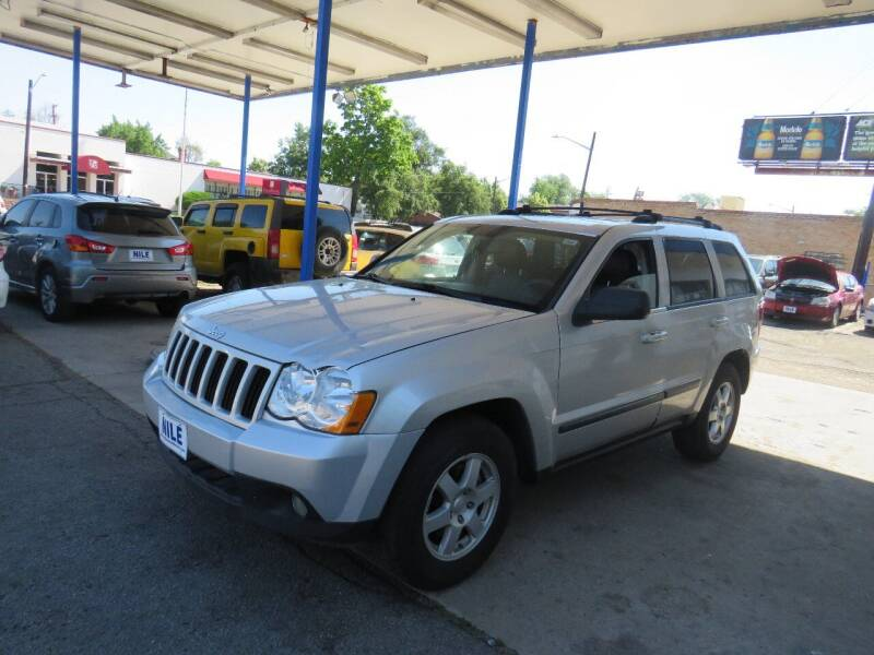 2008 Jeep Grand Cherokee for sale at Nile Auto Sales in Denver CO