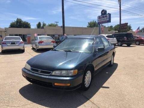 1996 Honda Accord for sale at Suzuki of Tulsa - Global car Sales in Tulsa OK