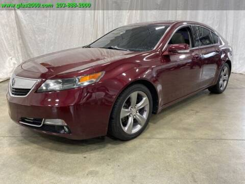 2014 Acura TL for sale at Green Light Auto Sales LLC in Bethany CT
