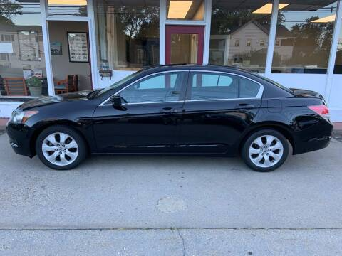 2010 Honda Accord for sale at O'Connell Motors in Framingham MA