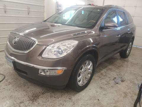 2012 Buick Enclave for sale at Jem Auto Sales in Anoka MN