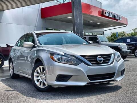 2018 Nissan Altima for sale at Gravity Autos Roswell in Roswell GA