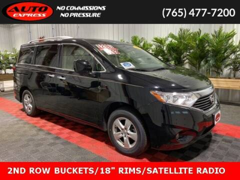 2017 Nissan Quest for sale at Auto Express in Lafayette IN