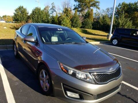 2014 Kia Optima for sale at Southern Auto Solutions - Georgia Car Finder - Southern Auto Solutions - Lou Sobh Kia in Marietta GA