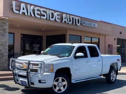 2013 Chevrolet Silverado 2500HD for sale at Lakeside Auto Brokers in Colorado Springs CO