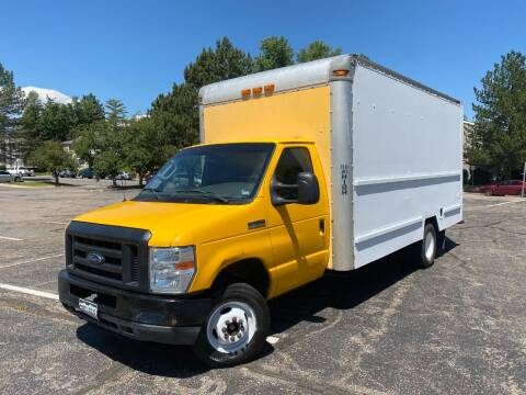 2008 Ford E-Series Chassis for sale at CarDen in Denver CO