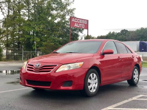 2010 Toyota Camry for sale at Access Auto in Cabot AR