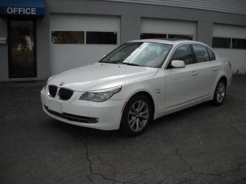 2010 BMW 5 Series for sale at Best Wheels Imports in Johnston RI