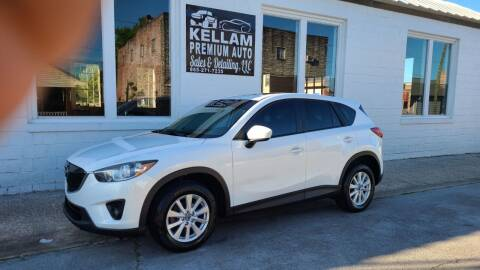 2013 Mazda CX-5 for sale at Kellam Premium Auto Sales & Detailing LLC in Loudon TN
