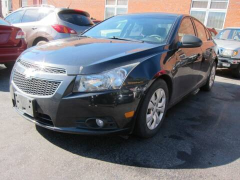 2012 Chevrolet Cruze for sale at DRIVE TREND in Cleveland OH