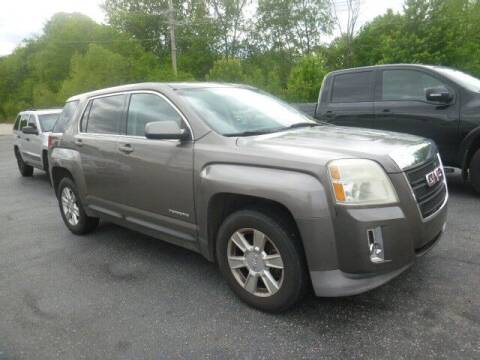 2011 GMC Terrain for sale at Gillie Hyde Auto Group in Glasgow KY
