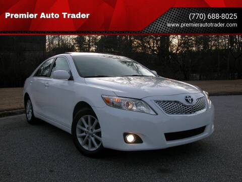 2010 Toyota Camry for sale at Premier Auto Trader in Alpharetta GA