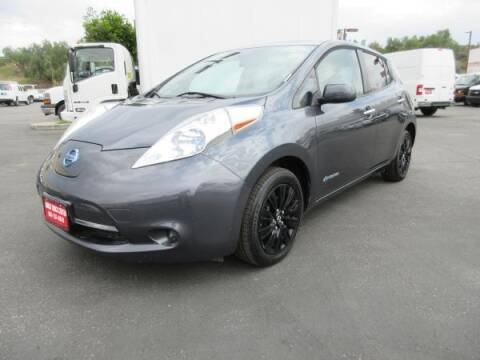 2013 Nissan LEAF for sale at Norco Truck Center in Norco CA