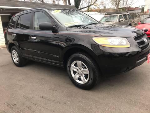 2009 Hyundai Santa Fe for sale at Alexander Antkowiak Auto Sales in Hatboro PA