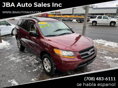2009 Hyundai Santa Fe for sale at JBA Auto Sales Inc in Stone Park IL