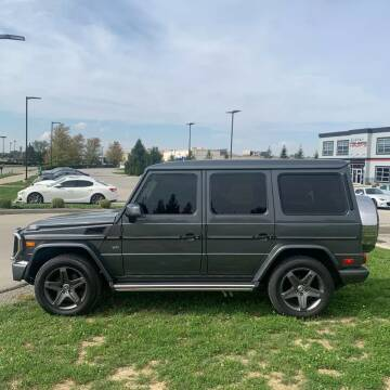 2016 Mercedes-Benz G-Class for sale at GLOBAL MOTOR GROUP in Newark NJ