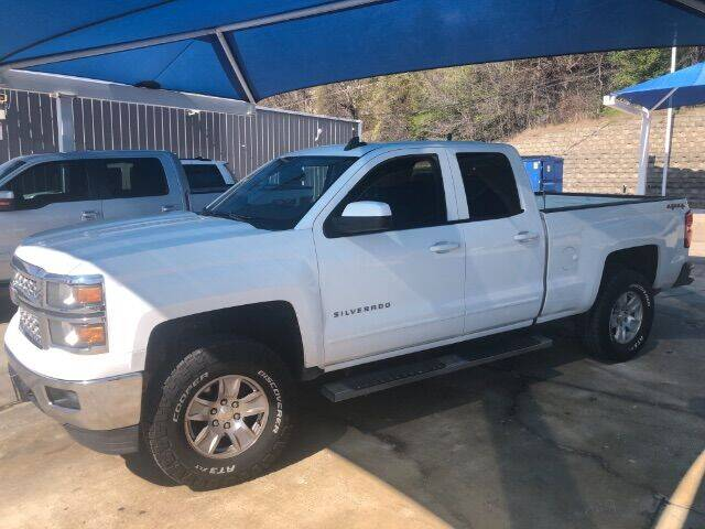 2015 Chevrolet Silverado 1500 for sale at Petrie Auto Sales in Fort Worth TX