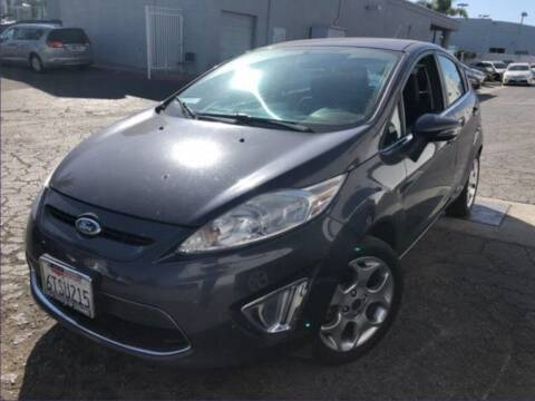 2012 Ford Fiesta for sale at Aria Auto Sales in El Cajon CA