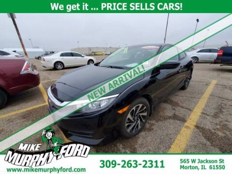 2018 Honda Civic for sale at Mike Murphy Ford in Morton IL