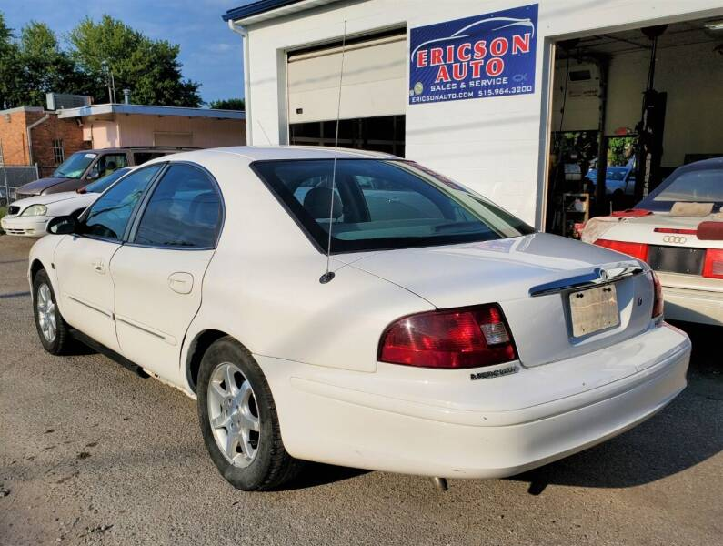 2002 Mercury Sable LS Premium 4dr Sedan - Ankeny IA