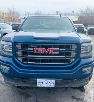 2016 GMC Sierra 1500 for sale at Five Stars Auto Sales in Denver CO