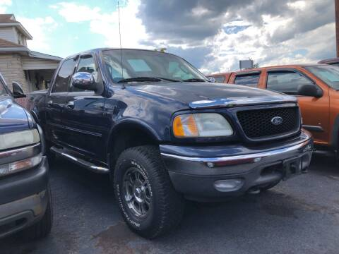 2003 Ford F-150 for sale at Rine's Auto Sales in Mifflinburg PA