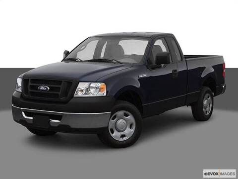 2007 Ford F-150 for sale at Mann Chrysler Dodge Jeep of Richmond in Richmond KY