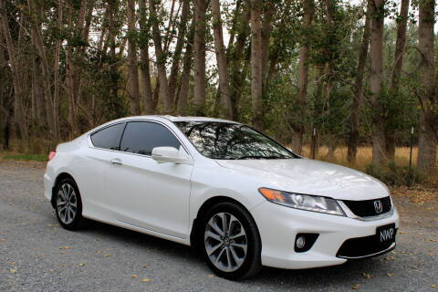 2014 Honda Accord for sale at Northwest Premier Auto Sales in West Richland WA