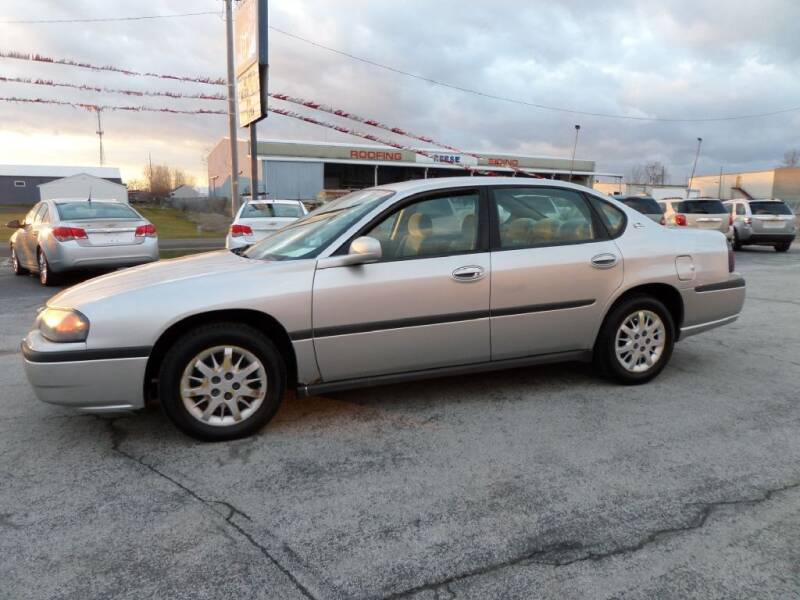 2005 Chevrolet Impala for sale at Budget Corner in Fort Wayne IN