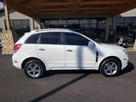 2012 Chevrolet Captiva Sport for sale at Premier Auto Source INC in Terre Haute IN