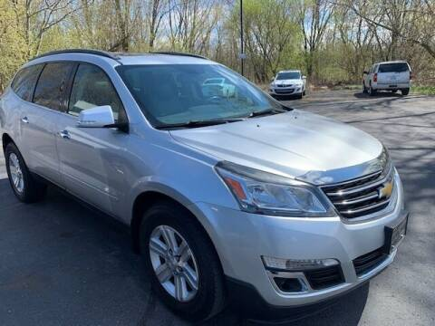 2014 Chevrolet Traverse for sale at Lighthouse Auto Sales in Holland MI