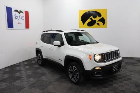 2015 Jeep Renegade for sale at Carousel Auto Group in Iowa City IA