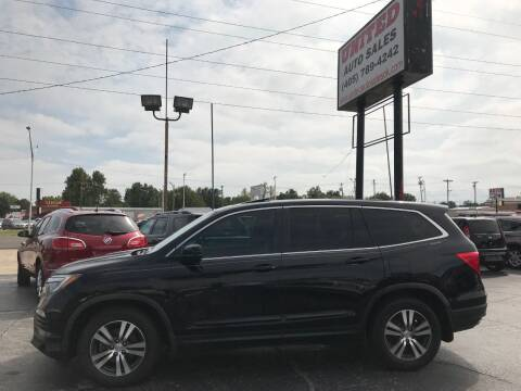 2016 Honda Pilot for sale at United Auto Sales in Oklahoma City OK
