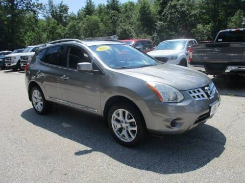 2013 Nissan Rogue for sale at MC FARLAND FORD in Exeter NH