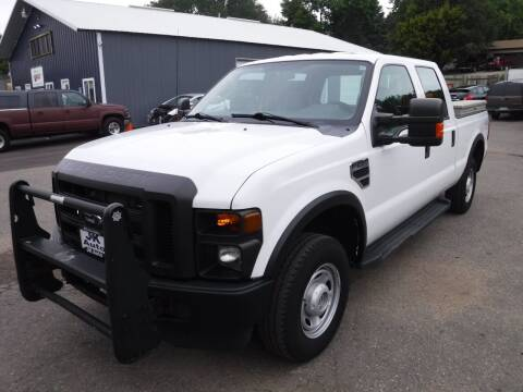 2010 Ford F-250 Super Duty for sale at J & K Auto - J and K in Saint Bonifacius MN