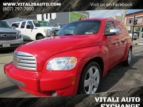 2007 Chevrolet HHR for sale at VITALI AUTO EXCHANGE in Johnson City NY