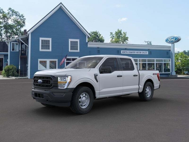 2021 Ford F-150 for sale at SCHURMAN MOTOR COMPANY in Lancaster NH