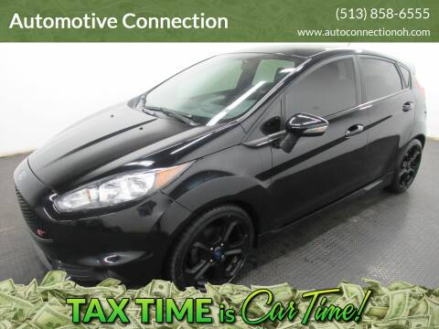 2016 Ford Fiesta for sale at Automotive Connection in Fairfield OH