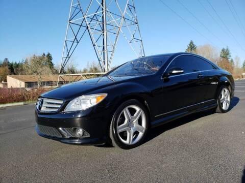 2009 Mercedes-Benz CL-Class for sale at Painlessautos.com in Bellevue WA