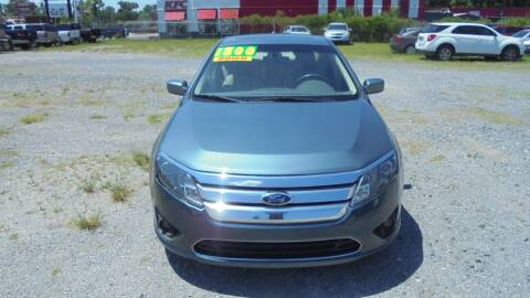 2012 Ford Fusion for sale at Auto Mart - Moncks Corner in Moncks Corner SC