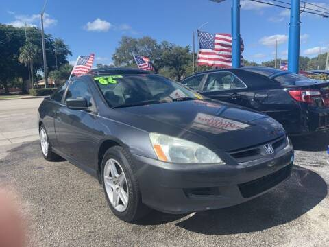 2006 Honda Accord for sale at AUTO PROVIDER in Fort Lauderdale FL