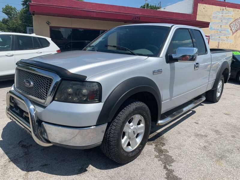 2004 Ford F-150 for sale at New To You Motors in Tulsa OK