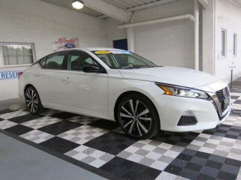 2020 Nissan Altima for sale at McLaughlin Ford in Sumter SC