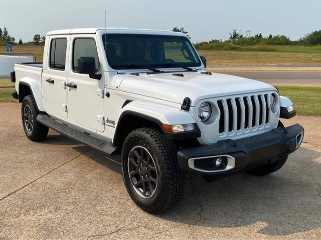 2021 Jeep Gladiator for sale in Miami, OK