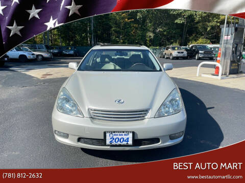 2004 Lexus ES 330 for sale at Best Auto Mart in Weymouth MA